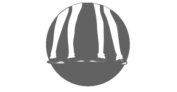 pieds-fuyants
