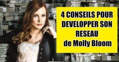 4 conseils réseau molly bloom